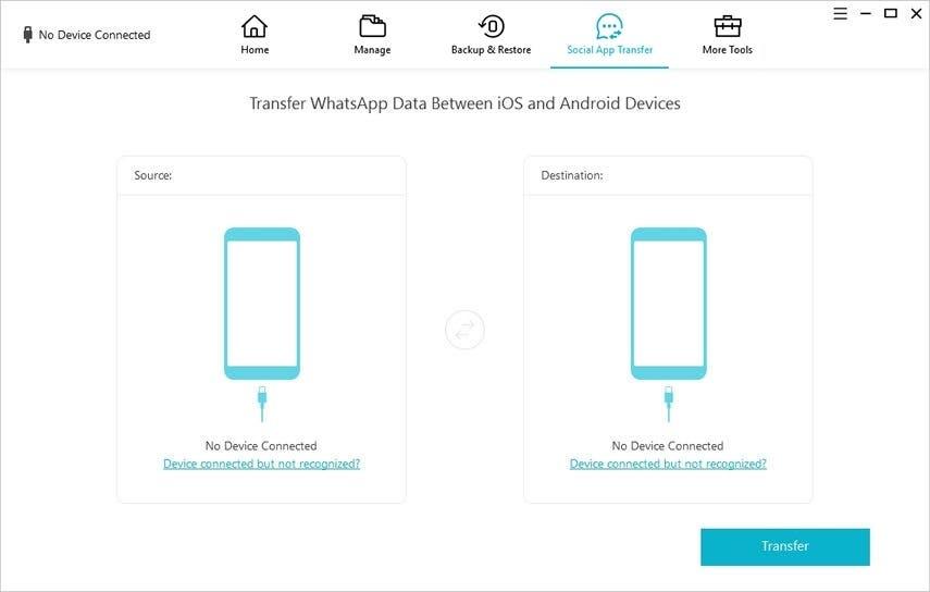 Icarefone Cara Mentransfer Whatsapp Dari Android Ke Iphone Digbusel