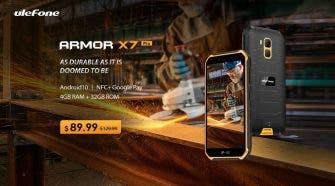 Armor X7 Pro