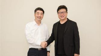 NetEase and Huawei