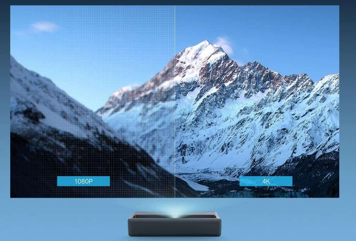 Mijia Laser Projector 1S 4K Version