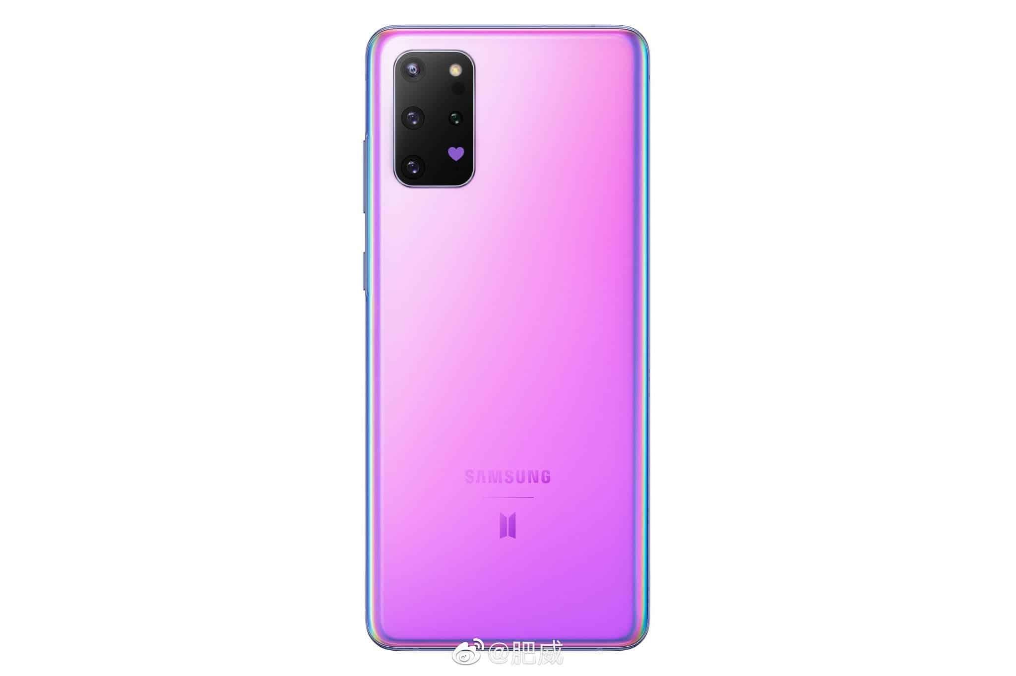 Samsung Galaxy S20 Bts Edition Launched Gizchina Com