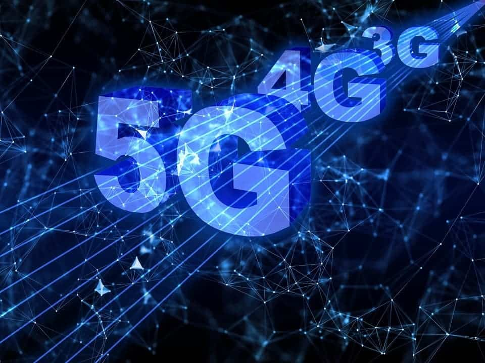 from 2G to 5G network