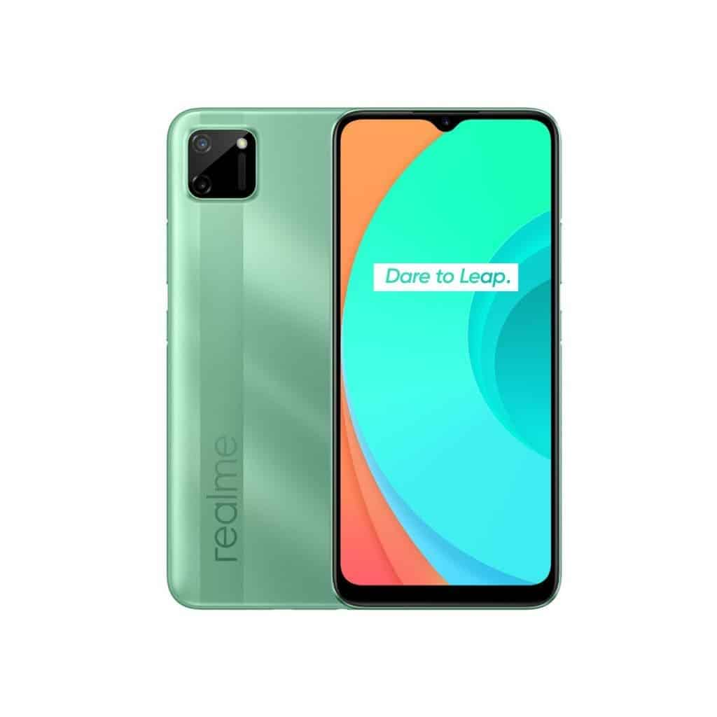 Realme C11 launched with Redmi 9C-like hardware