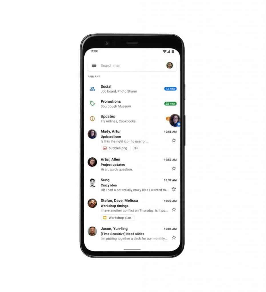 DIGBUSEL - Ini Top 5 Fitur Android 11 Yang Patut Anda Perhatikan