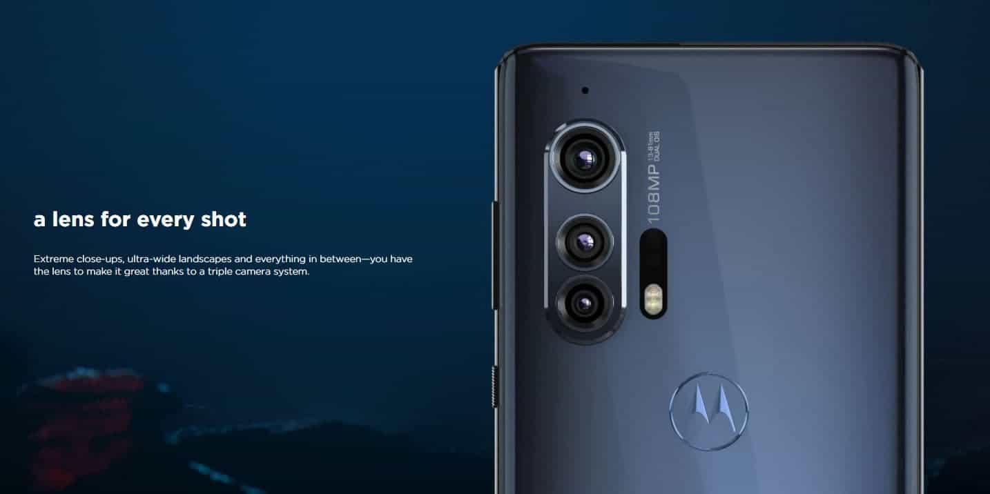Motorola Edge+ dxomark review