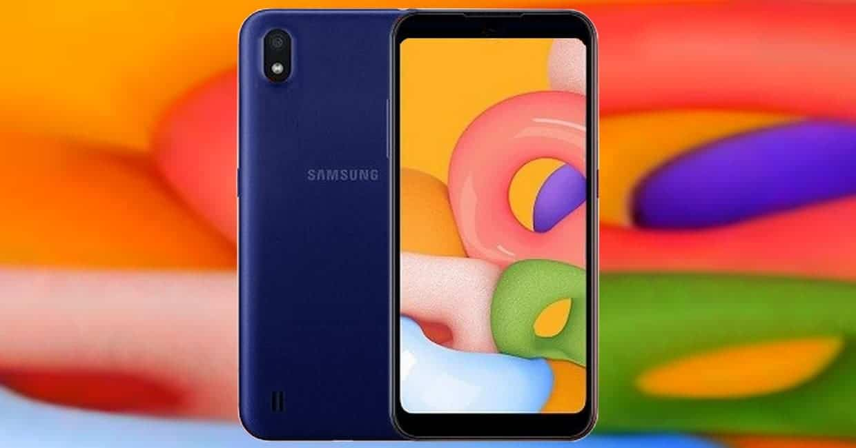 Samsung Galaxy A01 Core specifications confirmed by Google