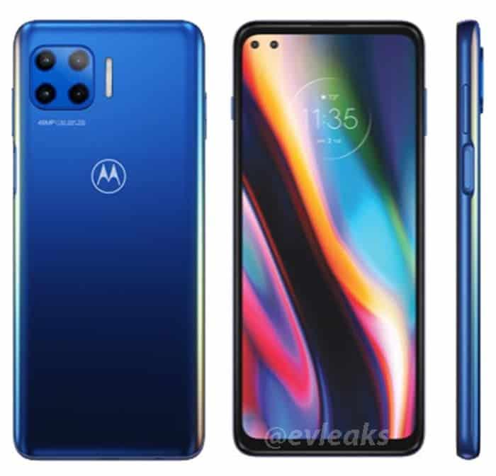 Motorola's first 5G phone