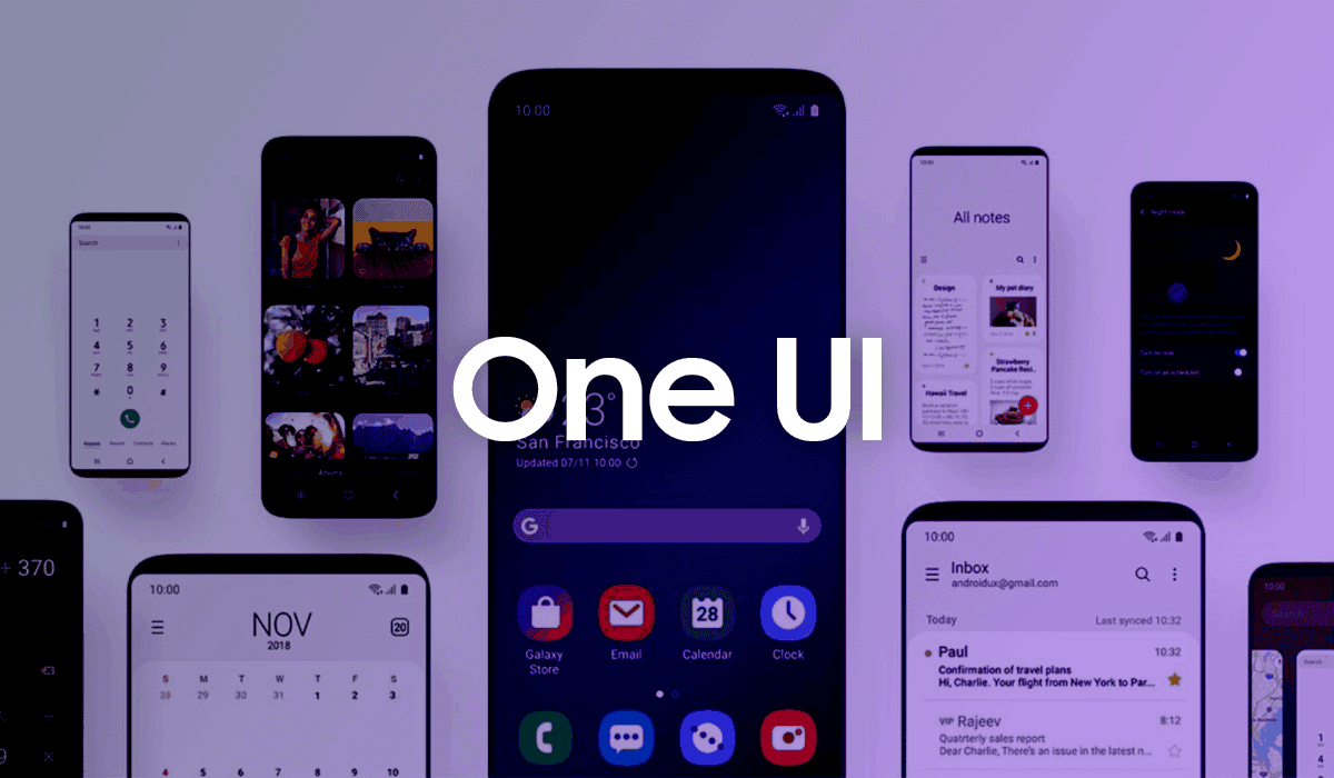 Samsung has started working on One UI 3.0 based on Android 11