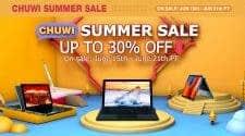 CHUWI Summer Sale