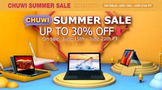 CHUWI Summer Sale