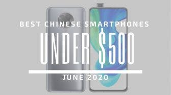 Best Chinese phones 2020