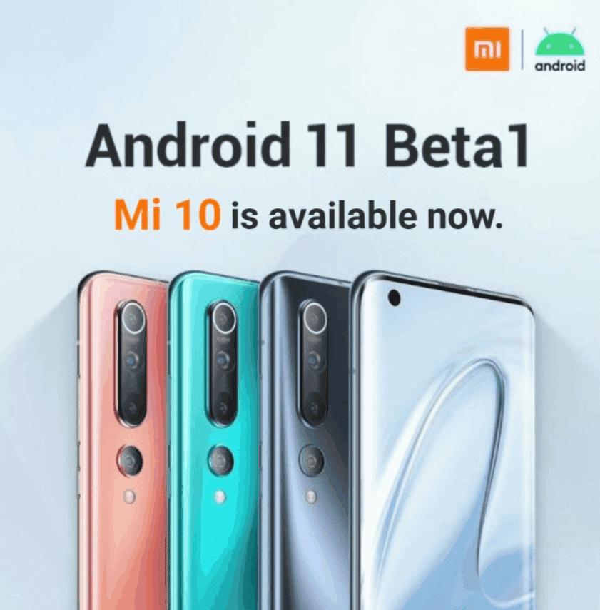 DIGBUSEL - Xiaomi MI 10 / Pro Android 11 Beta 1 Sekarang Tersedia Untuk Beberapa Pengguna