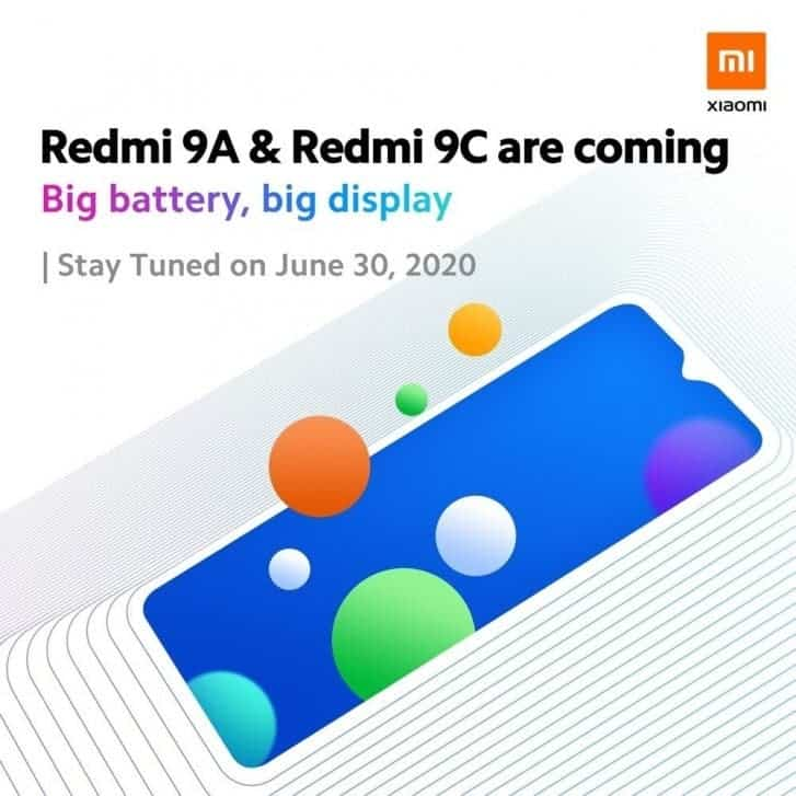 Ahead of launch, Redmi 9A's specifications and design details revealed