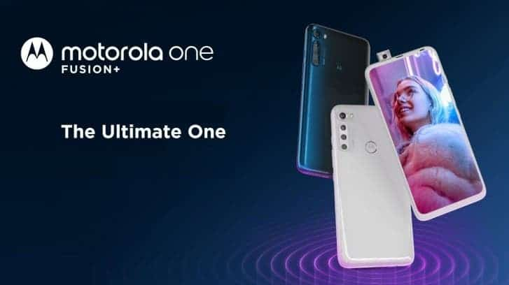 Motorola One Fusion+ to launch in India today: Likely specs and price