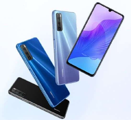 Huawei Enjoy 20 Pro Launched in China With Dimensity 800 5G Chipset
