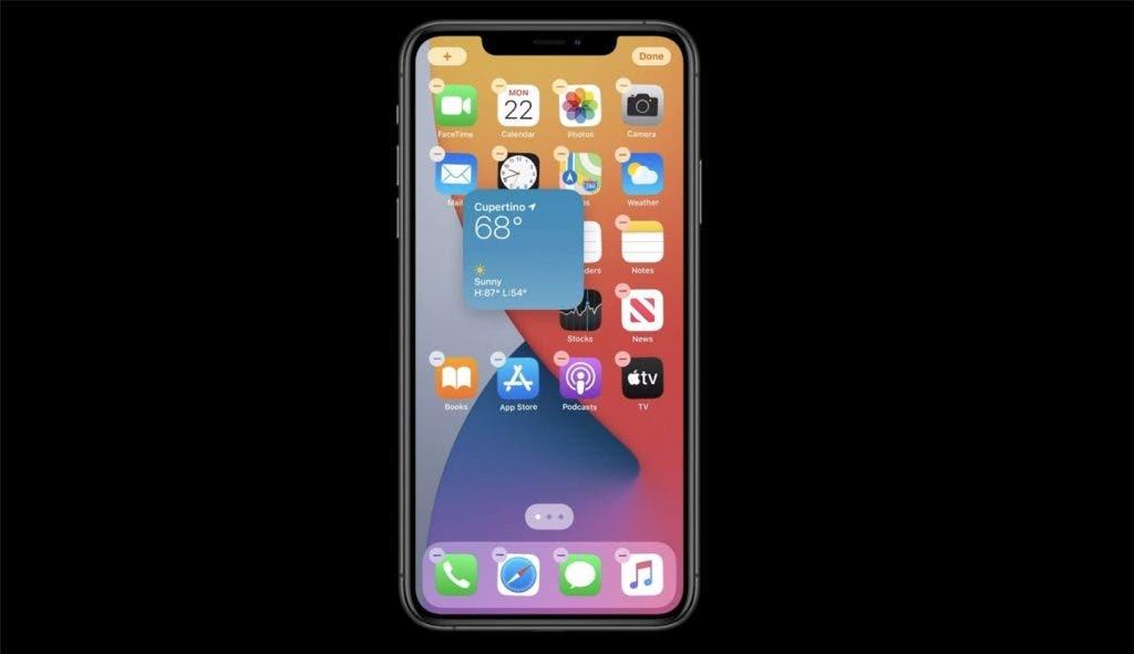 Apple debuts iOS 14, MacOS updates