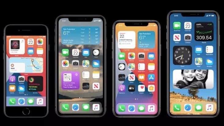 Top 10 iOS 14 features