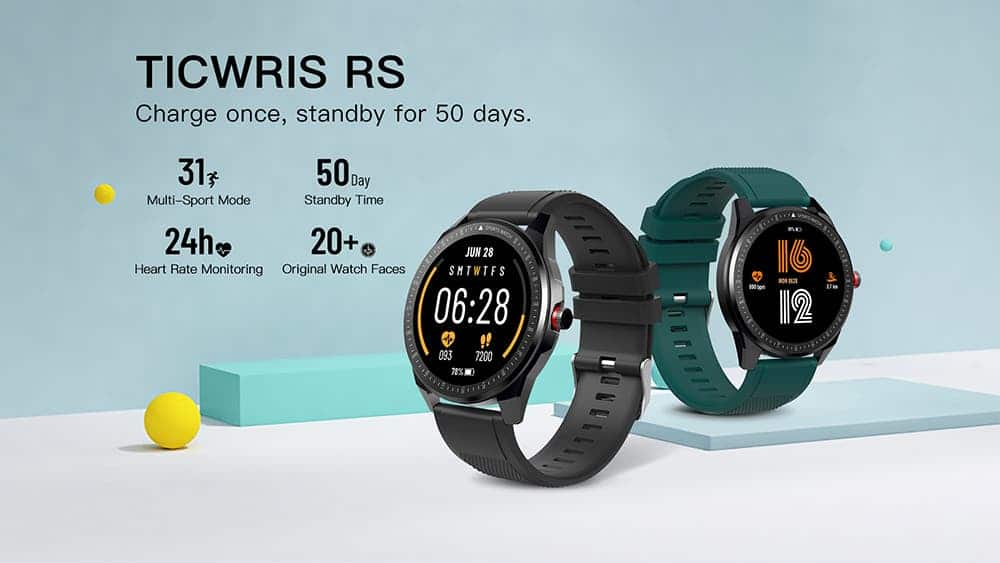 Ticwris RS officially launched