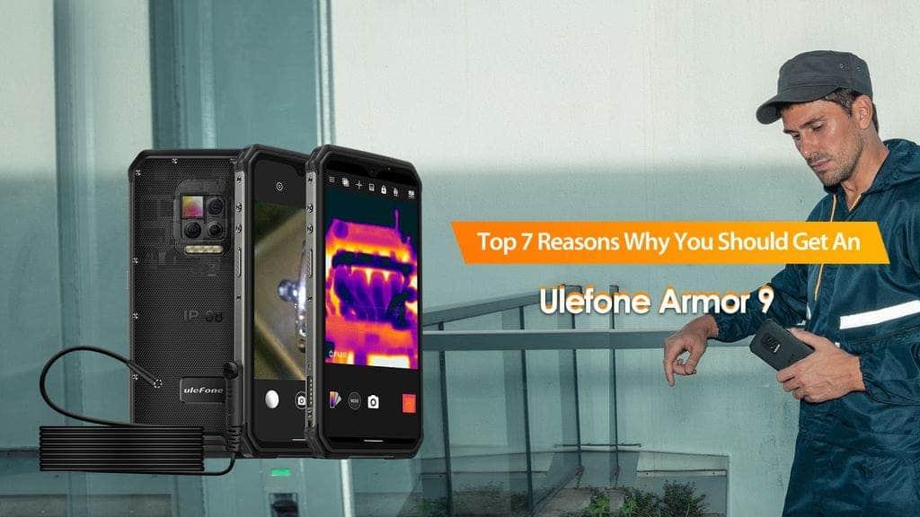 Ulefone Armor 9