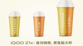 iQOO Z1x