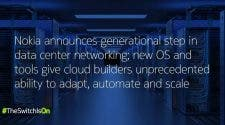 Nokia network operating system