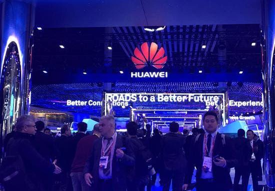 Huawei Brazil 5G