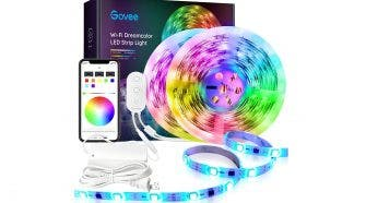 Govee Dreamcolor 32.8Ft WiFi Smart LED Strip on Sale