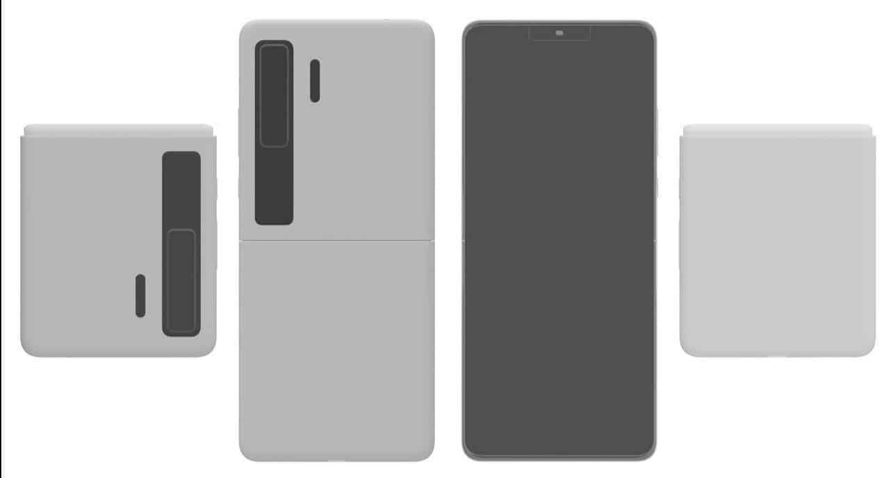Huawei's Foldable Phone