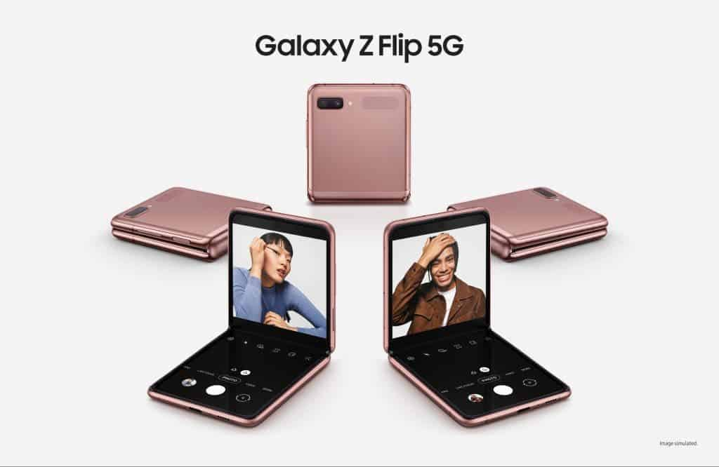 Galaxy Z Flip 5G