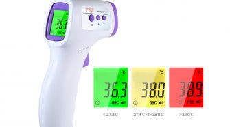 Infrared Forehead Thermometer gun sale