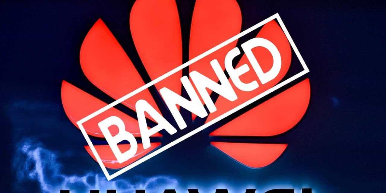 Huawei's ban