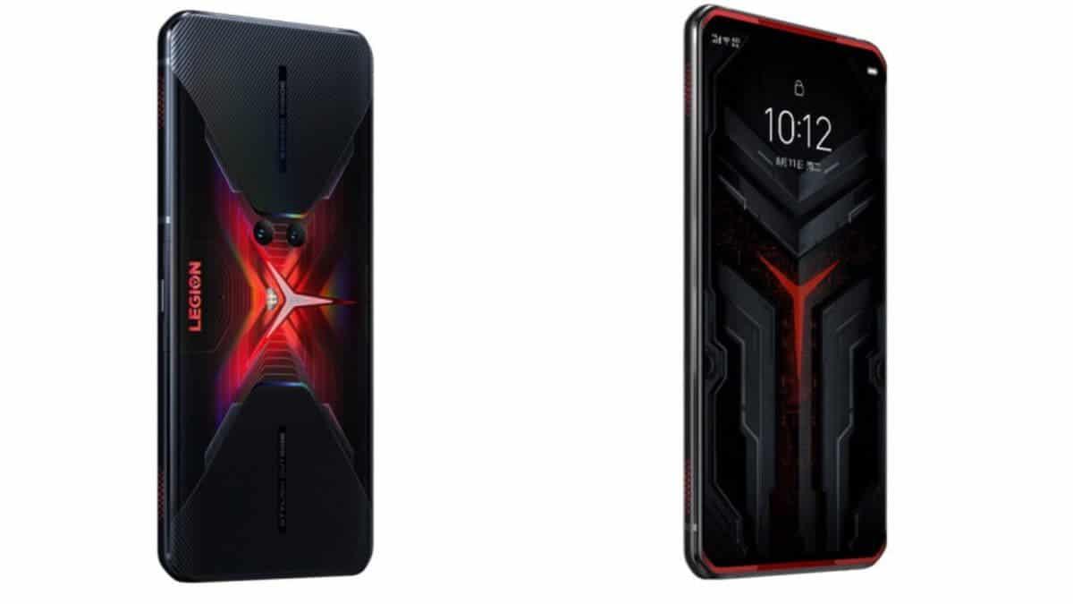Lenovo legion phone release date