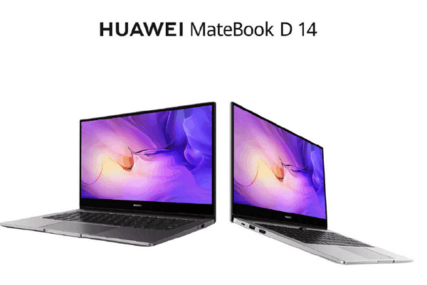 MateBook D 2020 Ryzen Edition
