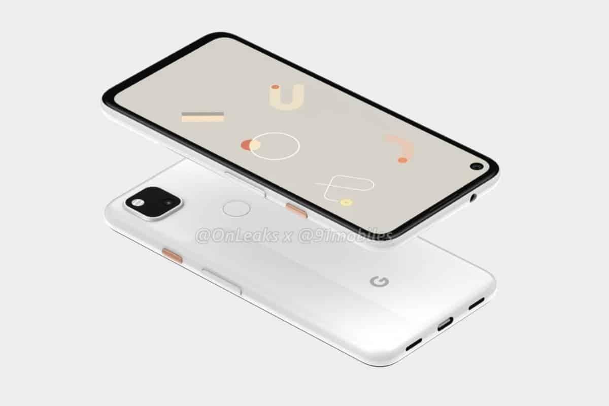 Official Render Of Google Pixel 4A Reveals The Design
