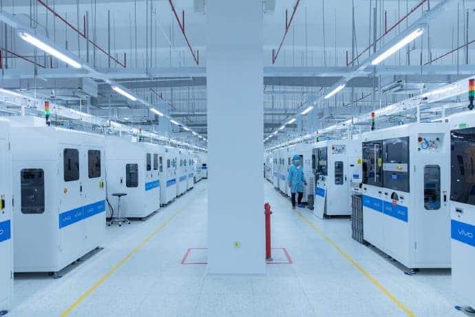 Vivo smart manufacturing center