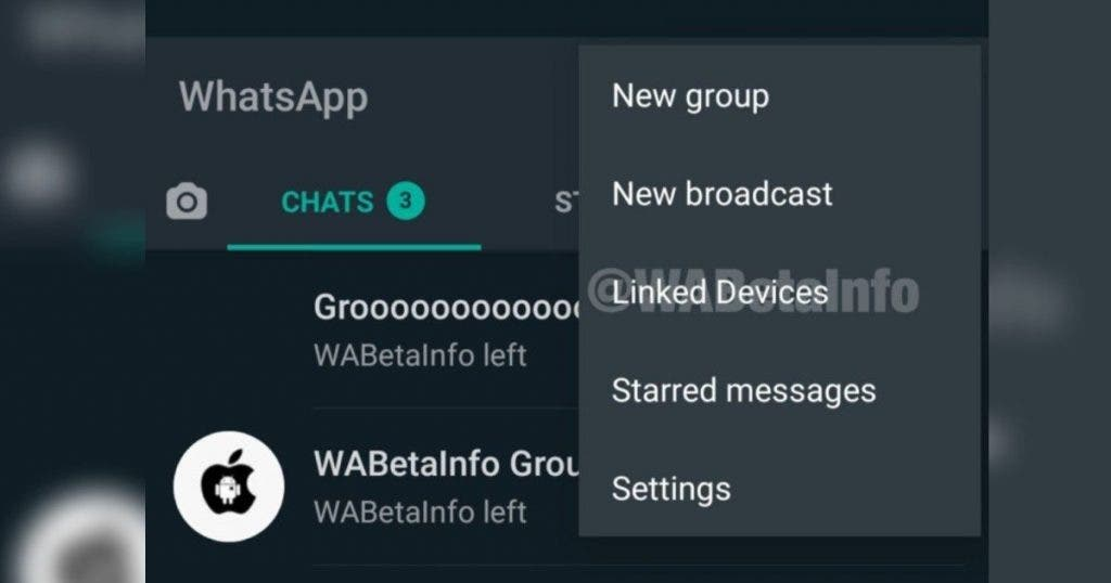 WhatsApp Multiple Devices