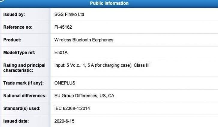 OnePlus Nord Price and Specifications Tipped via Retailer, Camera Details Surface Online