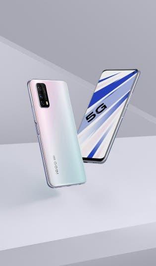 iQOO Z1x Snapdragon 765G