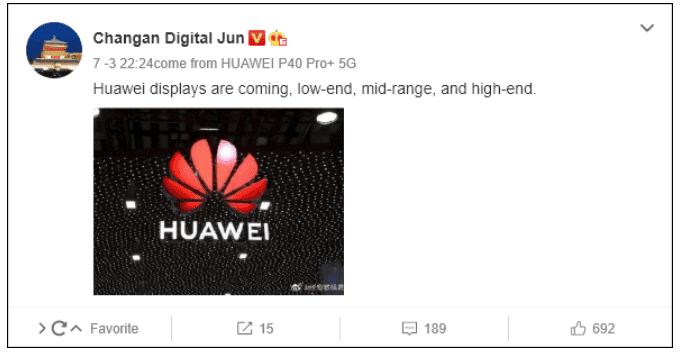 huawei pc monitor