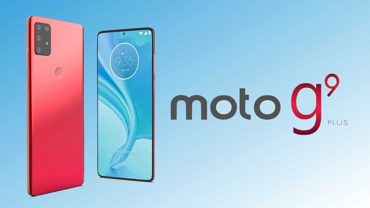 Moto G9 Plus Spotted Online With Price Tag