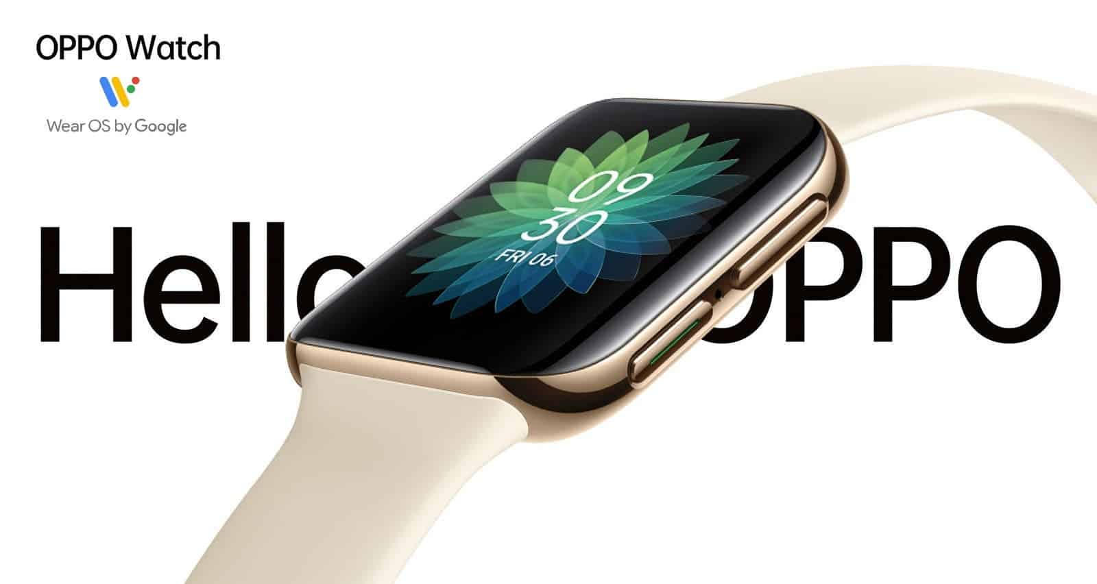 Oppo's upcoming Apple Watch copycat to be revealed on July 31