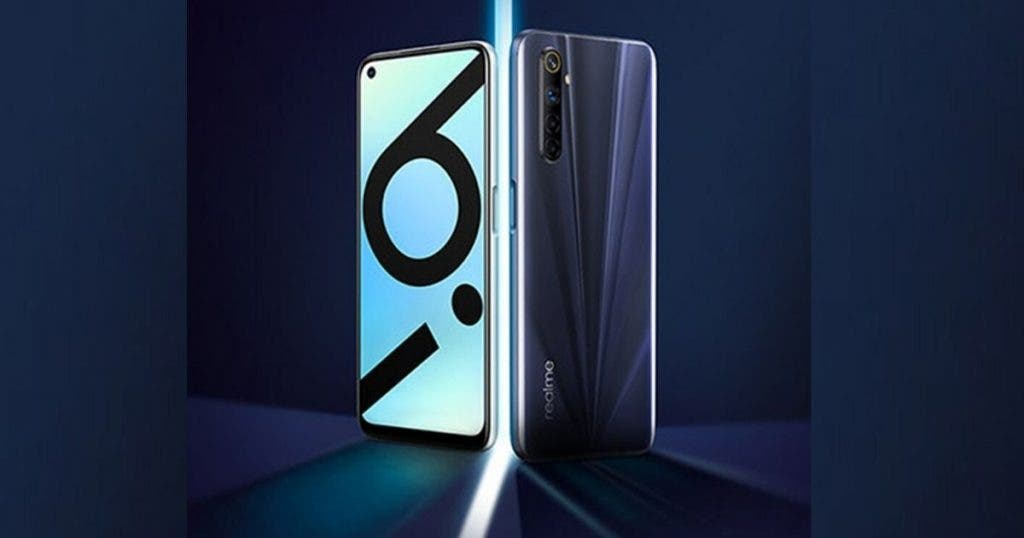Realme 6i launched in India: Price, availability and other details