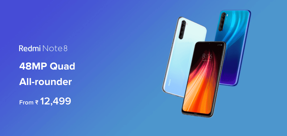 redmi note 8 price hike