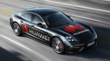 Huawei autonomous driving