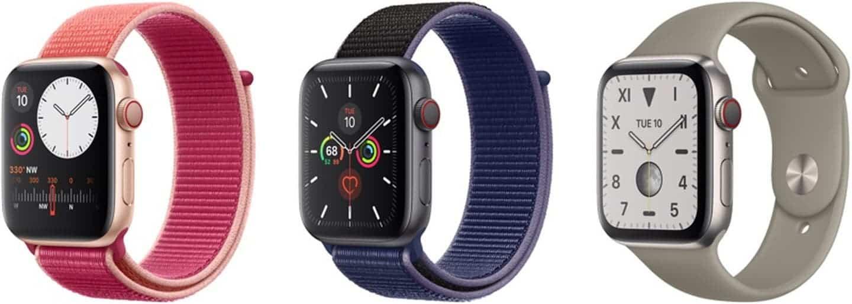 Apple Watch Micro-LED