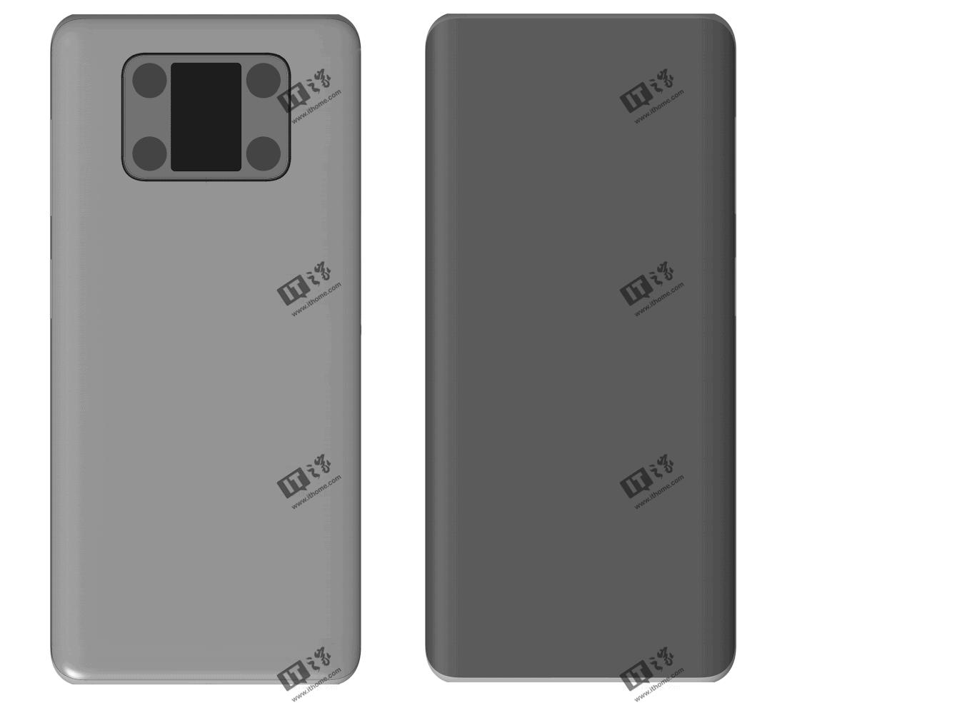 new huawei smartphone patent