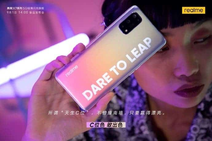 Realme X7 Pro may get a Special Version with Snapdragon 860