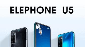 ELEPHONE U5 discount