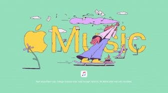 Apple Music student
