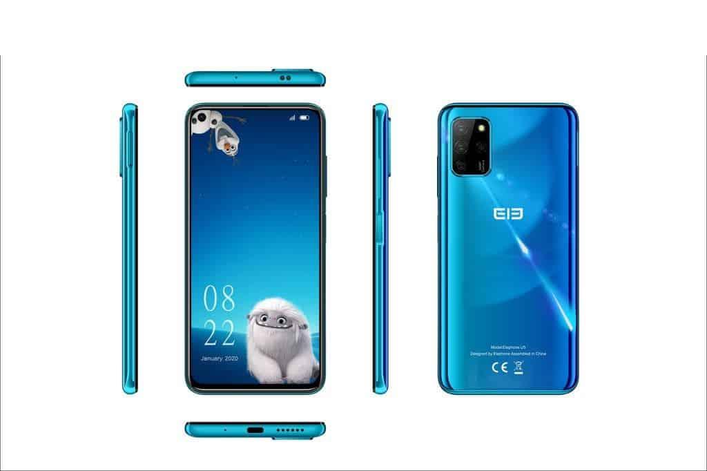 elephone u5 | Techesit